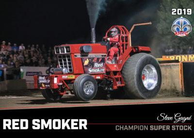 red smoker